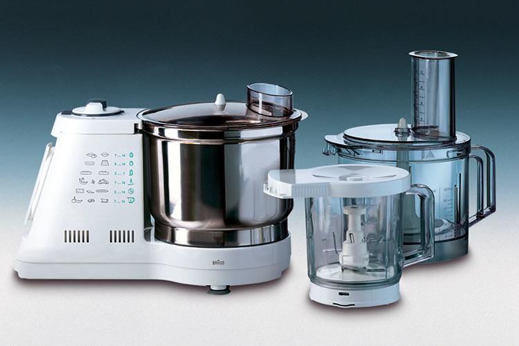 Braun küchenmaschine k 3000