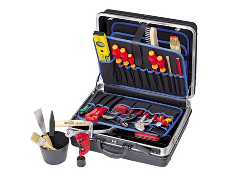 Sonstige Hersteller KNIPEX Werkzeugkoffer Sanitär-, Heizung- und Klimatechnik