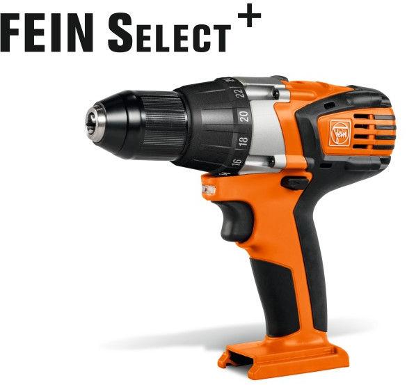 FEIN 2-Gang Akku-Bohrschrauber ABS 18 Select / 18 V